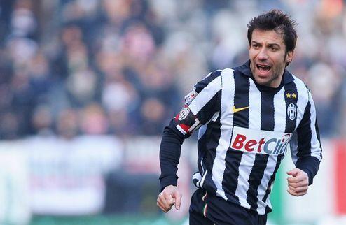 Дель Пьеро хочет продлить соглашение с клубом