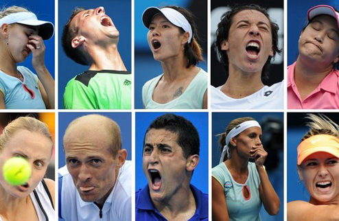 Australian Open. Фотодень первый