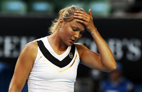 Сафина осрамлена в матче бывших первых ракеток мира