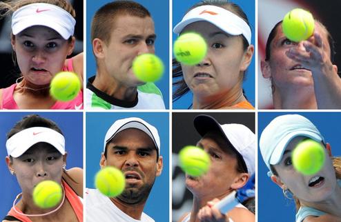 Australian Open. Фотодень второй
