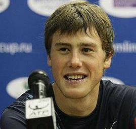 Украинский теннисист рассказал о предстоящем матче с Мюрреем