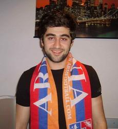 Манучарян отправится во Львов для подписания контракта