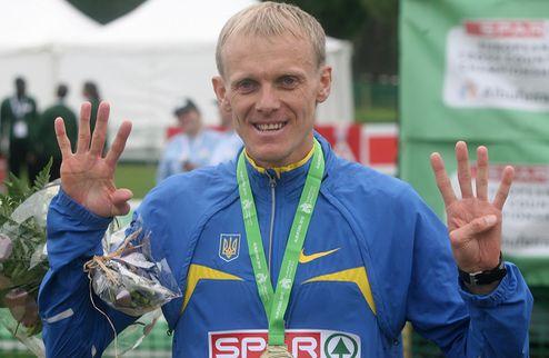 Легкая атлетика. Украинец — лучший европеец декабря