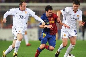 """Руни: """"Барселона устанавливает футбольные стандарты"""""""