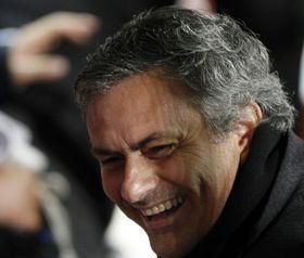 """Моуриньо: """"Я здесь не для того, чтобы обыгрывать Барселону"""""""