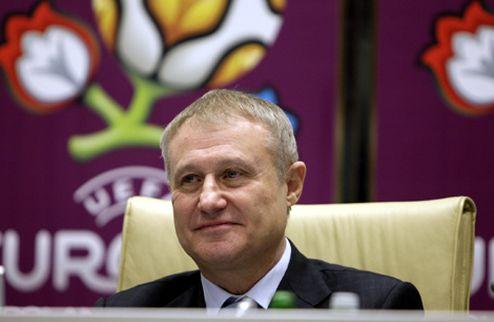 ФФУ грозит приостановление членства в ФИФА