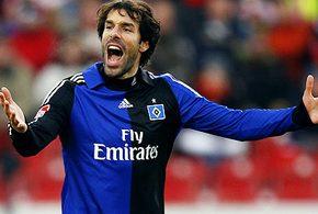 Нистелрой не будет продлевать контракт с Гамбургом