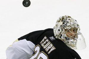 НХЛ. Флери признан первой звездой дня