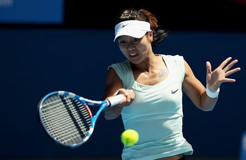 Ли выходит в финал Australian Open