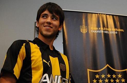 Уругвайский форвард попал в сферу интересов Динамо