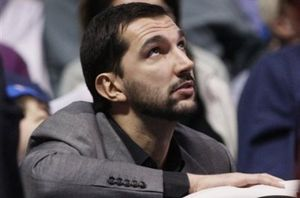 Стоякович еще не готов играть
