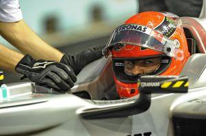 Шумахер готов к новым победам