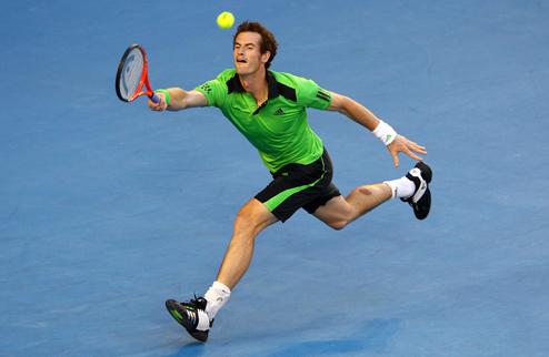 ������ ������� � ����� Australian Open