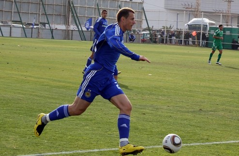 Динамо расписало мировую с Нижним Новгородом