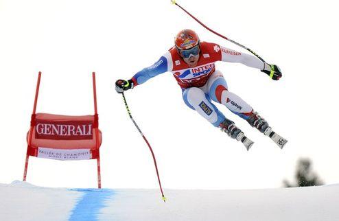 Горные лыжи. Победа Куша и сенсация от Париса