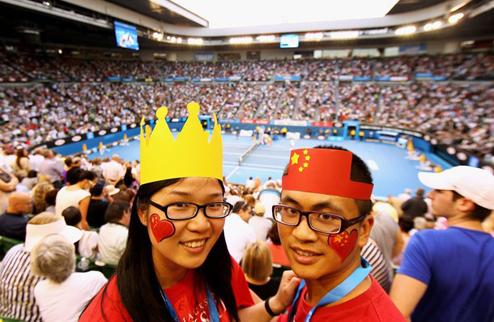 Australian Open. Фотодень тринадцатый