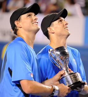 Братья Брайан выиграли Australian Open