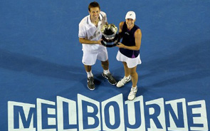 ������ � ��������� �������� Australian Open � ��������� �������