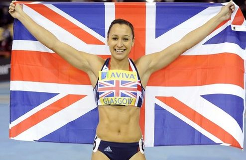 Легкая атлетика. Джессика Эннис блистает в Глазго