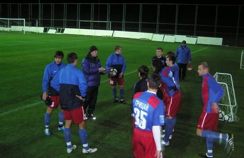 Киевский Арсенал расписал мировую с хорватским Локомотивом
