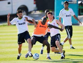 Игроков Реала разнимали в раздевалке