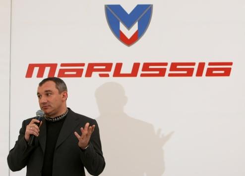 Marussia и Фоменко продолжают продвигаться в Формулу-1