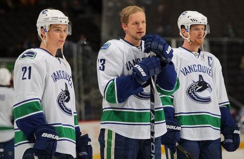НХЛ. Северо-западный дивизион: Ванкувер и все остальные