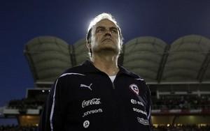 Сборная Чили остается без тренера