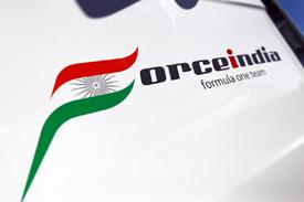 Форс Индия представит болид в следующий вторник