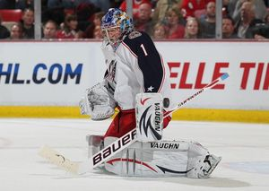 НХЛ. Мэйсон признан первой звездой дня