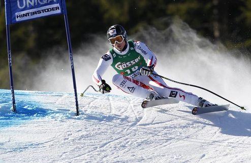 Горные лыжи. Неожиданная победа Райхельта