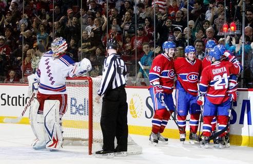 НХЛ. Монреаль сильнее Рейнджеров