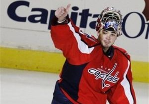 НХЛ. Нойвирт признан первой звездой дня