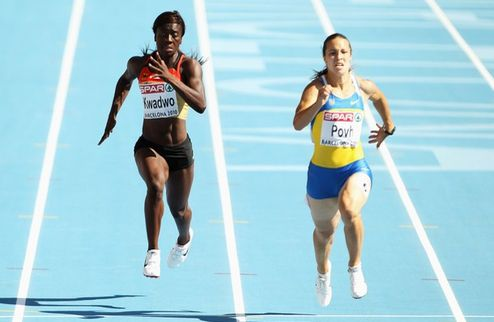 Легкая атлетика. Украинцы — в призах на турнире в Штутгарте