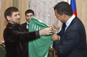 Гуллит прибыл в Чечню