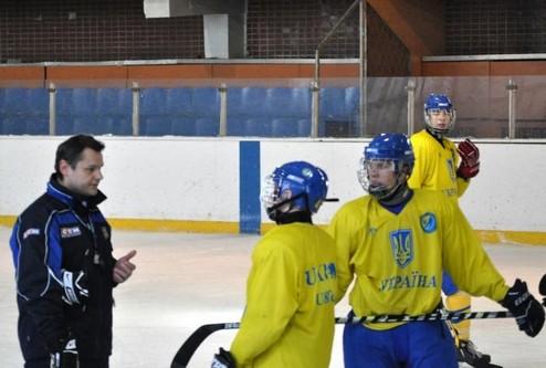 Юниорская сборная отправляется в Венгрию