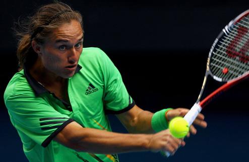 Долгополов уверенно вышел в финал турнира в Бразилии