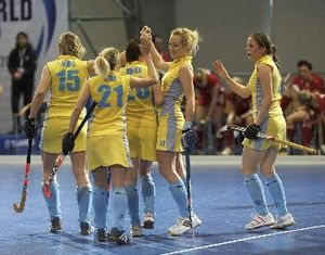 Украинские хоккеистки — в полуфинале Кубка мира