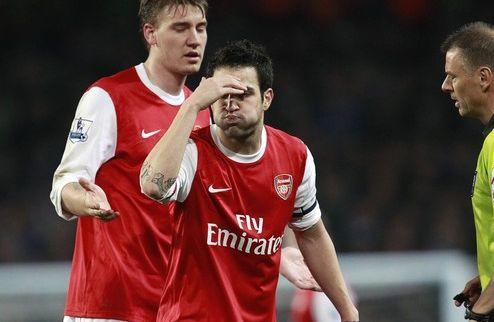 Арсенал готов отпустить Сеска