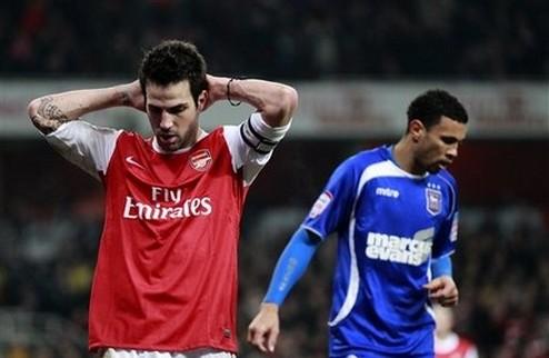 Официально: Реал не интересовался Фабрегасом