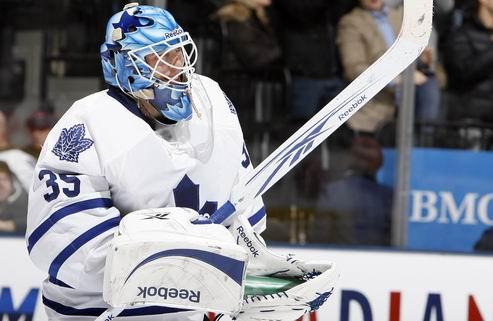 НХЛ. Жигер хотел бы остаться в Торонто