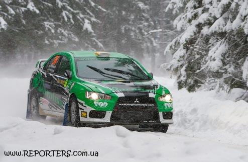 P-WRC. Ралли Швеции. Протасов финишировал вторым, Салюк феерит в последний день!
