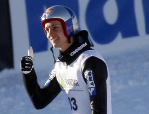Прыжки с трамплина. Шлиренцауэр мечтает выиграть медаль в Осло