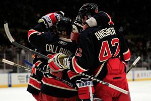"""НХЛ. Кэллахан: """"Мы нуждались в этой победе"""""""