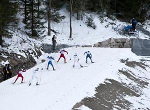 Гонка на 50 км в Холменколлене считается самой сложной в мире
