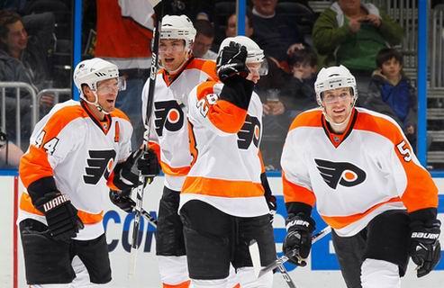 НХЛ. Битва Филадельфии и Тампы, три серии буллитов и овертайм