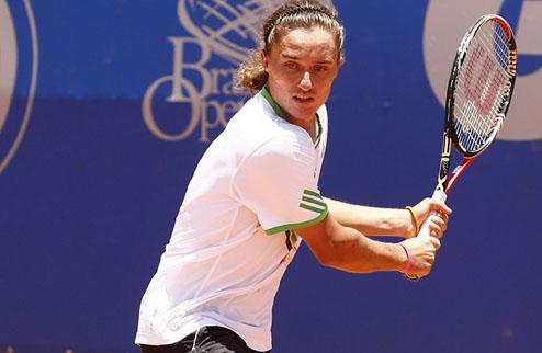 Долгополов сенсационно уступил на старте турнира в Буэнос-Айресе