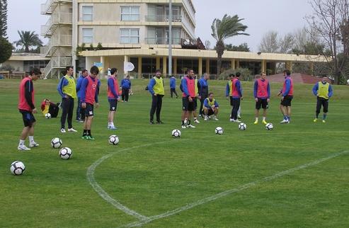 Киевский Арсенал сыграет с молодежной сборной Израиля