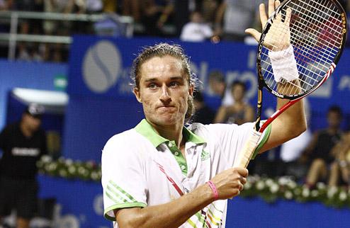 Долгополов поборется за выход в финал парного разряда на турнире в Буэнос-Айресе