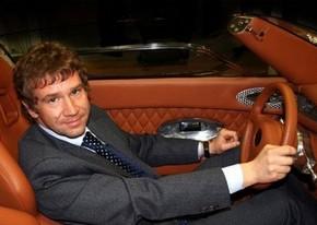Российский бизнесмен инвестирует средства в WRC